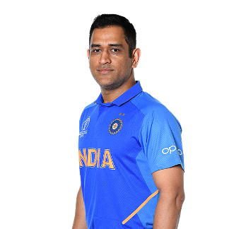 Mahendra Singh Dhoni Profile Photo - India Cricket Player Mahendra Singh Dhoni.