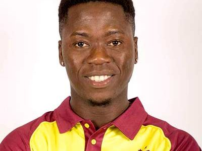 Sherfane Rutherford Profile Photo - West Indies Cricketer Sherfane Rutherford Info, ICC Ranking, Records, Wiki, Family along with latest Images and News.