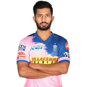 Rahul Tripathi Profile Photo - Indian Cricketer Rahul Tripathi Info, ICC Ranking, Records, Wiki, Family along with latest Images and News.