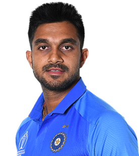 Vijay Shankar Profile Photo - India Cricket Player Vijay Shankar.