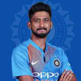 Khaleel Ahmed Profile Photo - Indian Cricketer Khaleel Ahmed Wiki, Age, Bio, Cricket career stats, Records, ICC Ranking, Family along with latest Pictures, Images and News.