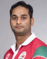 Khawar Ali Profile Photo - Omani Cricket Player Khawar Ali.