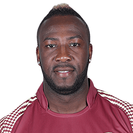 Andre Russell Profile Photo - West Indies Cricketer Andre Russell's Wiki, Age, Bio, Cricket career stats, Records, ICC Ranking, Family along with latest Pictures, Images and News.