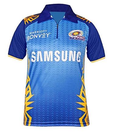 Mumbai Indians (MI) new jersey