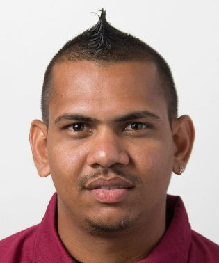 Sunil Narine Profile Photo - West Indies Cricketer Sunil Narine Info, ICC Ranking, Records, Wiki, Family along with latest Images and News.