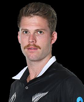 Lockie Ferguson Profile Photo - New Zealand Cricket Player Lockie Ferguson.