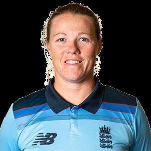 Anya Shrubsole Profile Photo - English women's Cricket Player Anya Shrubsole.