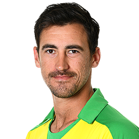 Mitchell Starc Profile Photo - Australian Cricketer Mitchell Starc's Wiki, Age, Bio, Cricket career stats, Records, ICC Ranking, Family along with latest Pictures, Images and News.