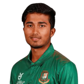 Afif Hossain Profile Photo - Bangladeshi Cricketer Afif Hossain's Wiki, Age, Bio, Cricket career stats, Records, ICC Ranking, Family along with latest Pictures, Images and News.