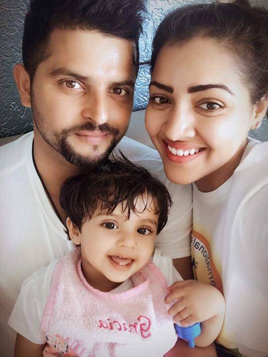 Gracia Raina is daughter of Suresh Raina and Priyanka Chaudhary Age, Date of birth, Photo, image, picture