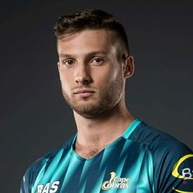 Janneman Malan Profile Photo - South African Cricketer Janneman Malan's Wiki, Age, Bio, Cricket career stats, Records, ICC Ranking, Family along with latest Pictures, Images and News.