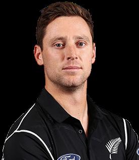 Matt Henry Profile Photo - New Zealand Cricket Player Matt Henry.