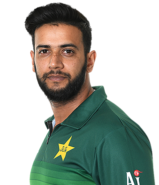 Imad Wasim Profile Photo - Pakistani Cricket Player Imad Wasim.