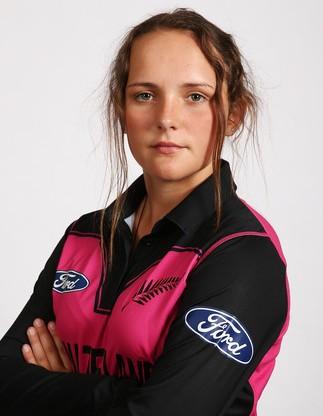 Amelia Kerr Profile Photo - New Zealand women's Cricket Player Amelia Kerr.