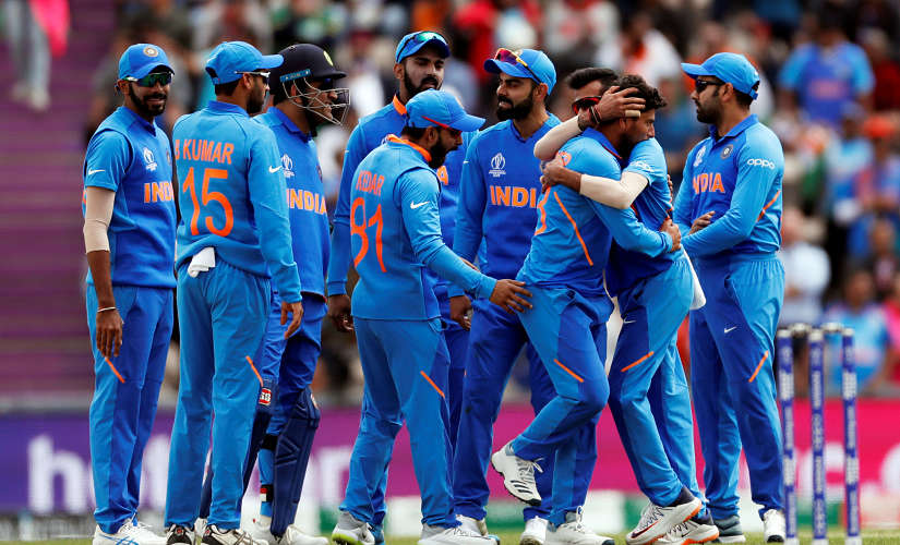 beautiful photo of India Cricket Team - India national cricket team latest picture