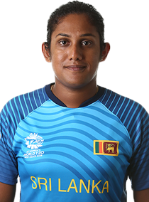 Chamari Atapattu Profile Photo - Sri Lankan women's Cricket Player Chamari Atapattu.
