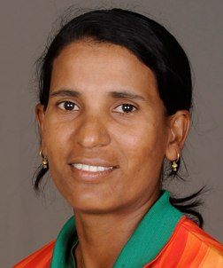 Salma Khatun Profile Photo - Bangladesh women's Cricket Player Salma Khatun.