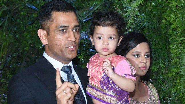 Zeeva Dhoni, daughter of MS Dhoni and Sakshi Dhoni Age, Date of birth, Photo, image, picture