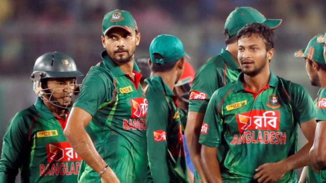 Photo - One of the best Match Moments of Bangladesh national cricket team.