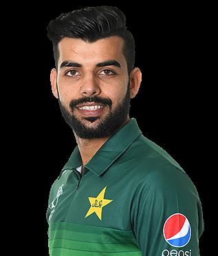 Shadab Khan Profile Photo - Pakistani Cricket Player Shadab Khan.