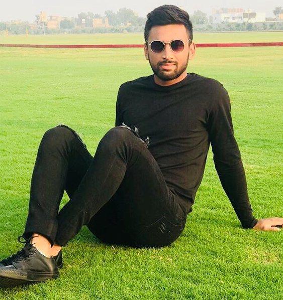Abdullah Shafique Picture