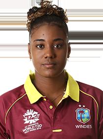 Hayley Matthews Profile Photo - West Indies women's Cricket Player Hayley Matthews.