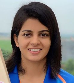 Priya Punia Profile Photo - Indian women's Cricketer Priya Punia Wiki, Age, Bio, Cricket career stats, Records, ICC Ranking, Family along with latest Pictures, Images and News.