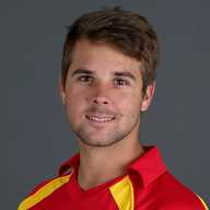 Ryan Burl Profile Photo - Zimbabwean Cricketer Ryan Burl's Wiki, Age, Bio, Cricket career stats, Records, ICC Ranking, Family along with latest Pictures, Images and News.