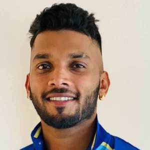 Vishnu Vinod Profile Photo - Indian Cricketer Vishnu Vinod's Wiki, Age, Bio, Cricket career stats, Records, ICC Ranking, Family along with latest Pictures, Images and News.