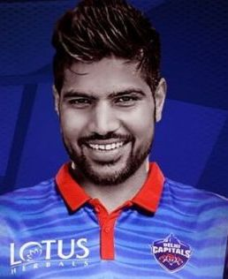 Lalit Yadav Profile Photo - Indian Cricket Player Lalit Yadav Career Stats Info, ICC Ranking, Records, Wiki, Family, Photos, News.