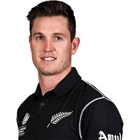 Adam Milne Profile Photo - New Zealand Cricketer Adam Milne's Wiki, Age, Bio, Cricket career stats, Records, ICC Ranking, Family along with latest Pictures, Images and News.