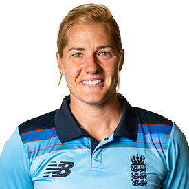 Katherine Brunt Profile Photo - English women's cricketer Katherine Brunt's Wiki, Age, Bio, Cricket career stats, Records, ICC Ranking, Family along with latest Pictures, Images and News.