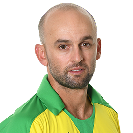 Nathan Lyon Profile Photo - Australian Cricketer Nathan Lyon's Wiki, Age, Bio, Cricket career stats, Records, ICC Ranking, Family along with latest Pictures, Images and News.