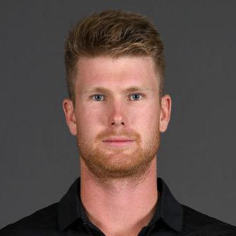 James Neesham Profile Photo - New Zealand Cricket Player James Neesham Career Stats Info, ICC Ranking, Records, Wiki, Family, Photos, News.