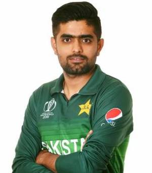 Babar Azam Profile Photo - Pakistani Cricket Player Babar Azam.