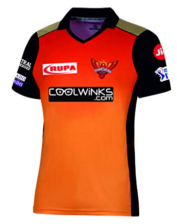 Sunrisers Hyderabad Team jersey