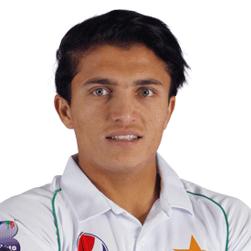 Musa Khan Profile Photo - Pakistani Cricketer Musa Khan's Wiki, Age, Bio, Cricket career stats, Records, ICC Ranking, Family along with latest Pictures, Images and News.