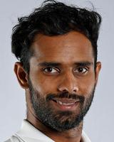 Hanuma Vihari Profile Photo - India Cricketer Hanuma Vihari's Wiki, Age, Bio, Cricket career stats, Records, ICC Ranking, Family along with latest Pictures, Images and News.