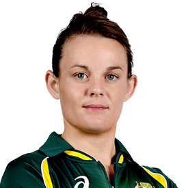 Erin Osborne Profile Photo - Australian women's cricketer Erin Osborne's Wiki, Age, Bio, Cricket career stats, Records, ICC Ranking, Family along with latest Pictures, Images and News.