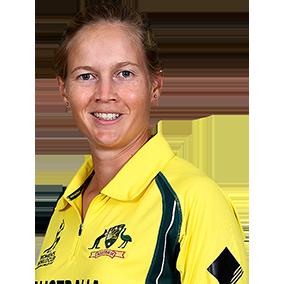 Meg Lanning Profile Photo - Australian women's Cricket Player Meg Lanning.