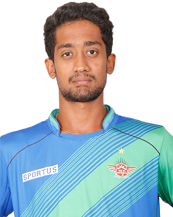 Ravisrinivasan Sai Kishore Profile Photo - India Cricket Player Ravisrinivasan Sai Kishore Stats Info, ICC Ranking, Records, Wiki, Family along with latest Images and News.