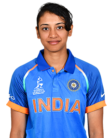Smriti Mandhana Profile Photo - Indian women's Cricket Player Smriti Mandhana.