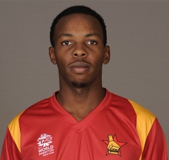 Richard Ngarava Profile Photo - Zimbabwean Cricketer Richard Ngarava's Wiki, Age, Bio, Cricket career stats, Records, ICC Ranking, Family along with latest Pictures, Images and News.