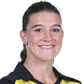 Annabel Sutherland Profile Photo - Australian women's cricketer Annabel Sutherland's Wiki, Age, Bio, Cricket career stats, Records, ICC Ranking, Family along with latest Pictures, Images and News.