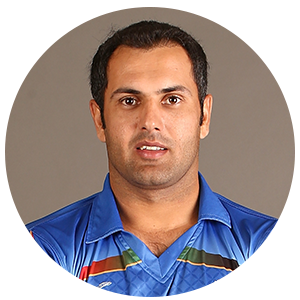Mohammad Nabi Profile Photo - Afghanistan Cricket Player Mohammad Nabi.