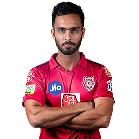 Mandeep Singh Profile Photo - Indian Cricket Player Mandeep Singh Stats Info, ICC Ranking, Records, Wiki, IPL, Family, Photos, News.
