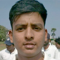 Bhagath Varma Profile Photo - Indian Cricketer Bhagath Varma's Wiki, Age, Bio, Cricket career stats, Records, ICC Ranking, Family along with latest Pictures, Images and News.
