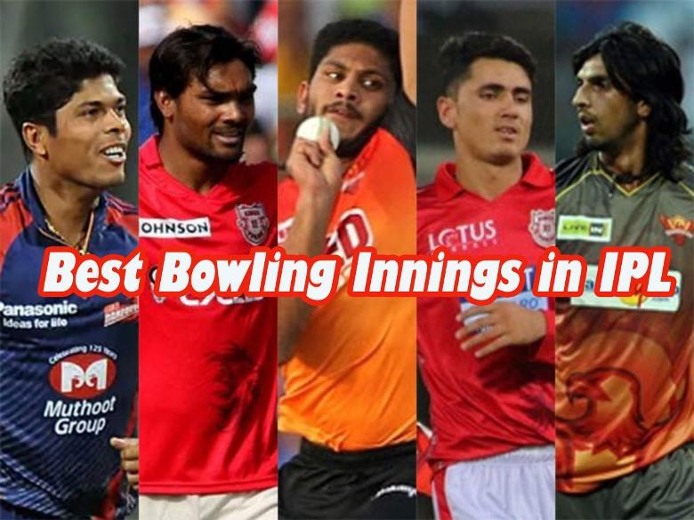 Best Bowling in an Innings in IPL 2020 | Best Bowling Innings IPL 13