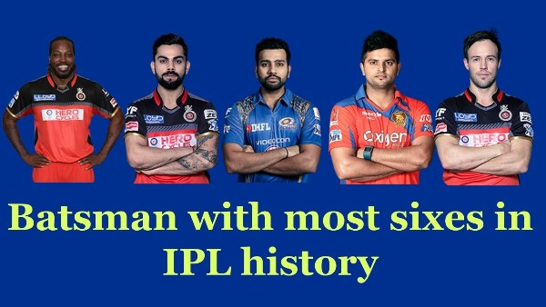 IPL 2021 Most Sixes - IPL 2021 Most Sixes by a Batsman in IPL history - Check here IPL 2021 Most Sixes, 6s, Players List, Batsman, Records on Cricket Upcoming Wiki.