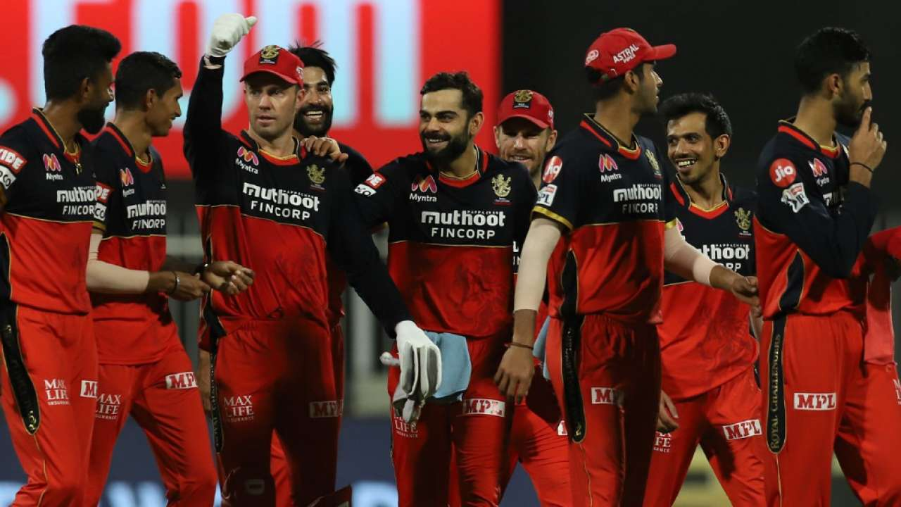 RCB IPL 2021 Schedule, Fixtures: RCB Squad, Players List & Captain